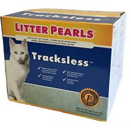 Litter Pearls Tracksless Cat Litter, 20-lb box