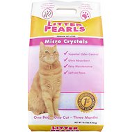 Litter Pearls Micro Crystal Cat Litter, 10.5-lb bag