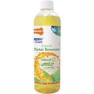 Nylabone Advanced Oral Care Natural Fresh Breath Liquid Tartar Remover, 16-oz bottle