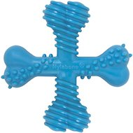 Nylabone DuraChew X Bone Beef Flavored Dog Toy, Regular