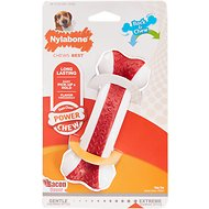 Nylabone DuraChew Rock & Chew Arch Bacon Flavored Dog Toy, Wolf