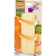 Nylabone DuraChew Marrow Bone Alternative Beef Flavored Dog Toy, Giant