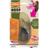 Nylabone DuraChew Hoof Bone Alternative Dog Chew Toy, Wolf