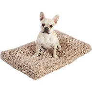 Frisco Mocha Swirl Pet Bed & Crate Mat, 30""