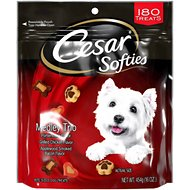 Cesar Softies Medley Dog Treats, 16-oz bag