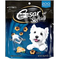 Cesar Softies Grilled Chicken Flavor Dog Treats, 18-oz bag