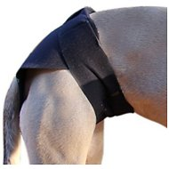 Healers Anxiety & Therapeutic Rear Dog Body Wrap, Medium