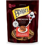Beggin' Black Label Pork Dog Treats, 23.5-oz bag