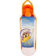 Gulpy H2O to Go Portable Pet Water Dispenser, Color Varies, 20-oz bottle