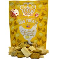 bff Bones Chicken & Biscuits Dog Treats, 5-oz bag