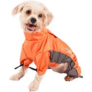 Dog Helios Blizzard Full-Bodied Reflective Dog Jacket, Orange, Small