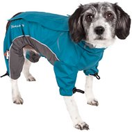 Dog Helios Blizzard Full-Bodied Reflective Dog Jacket, Blue, Medium