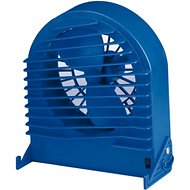 MetroVac Air Force Pet Crate Fan, Blue