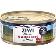 ZiwiPeak Daily-Cat Cuisine Venison Grain-Free Canned Cat Food, 3-oz, case of 24