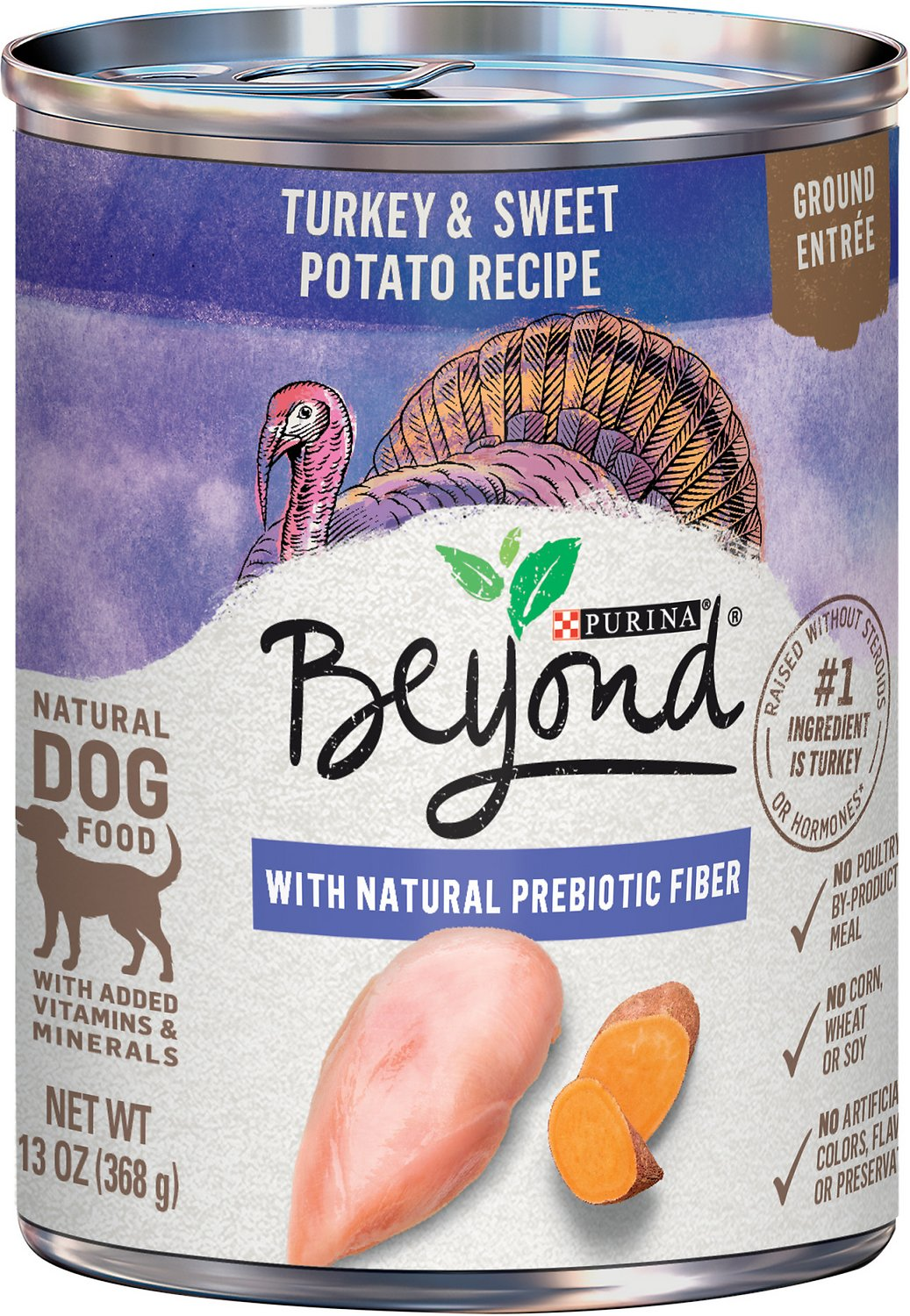 beyond canned dog food