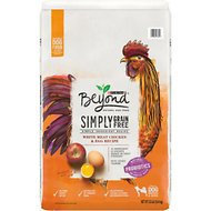 Purina Beyond White Meat Chicken & Egg Recipe Grain-Free Dry Dog Food, 23-lb bag