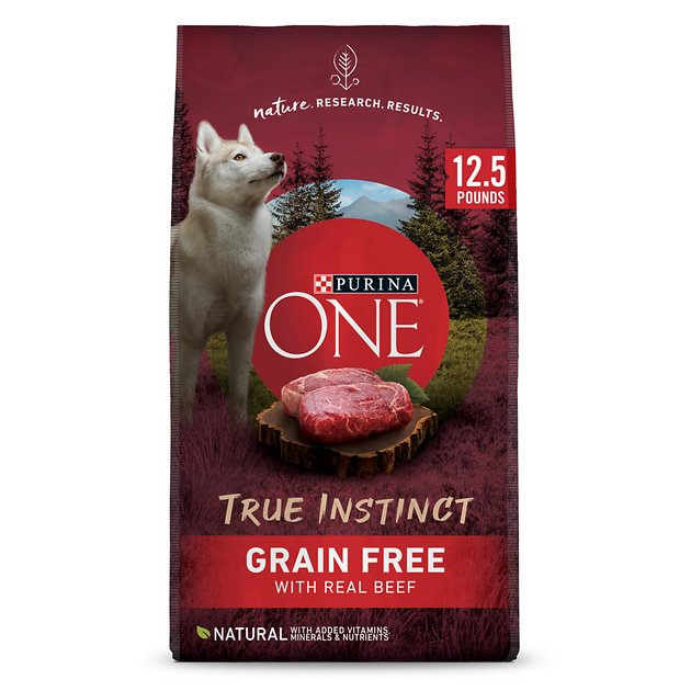 Purina one smartblend true instinct with real beef sweet for Purina tropical fish food