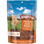 Waggin' Train Chicken Jerky Recipe Dog Treats, 11-oz bag
