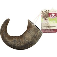 Outback Jack Water Buffalo Horn Dog Chew, Medium