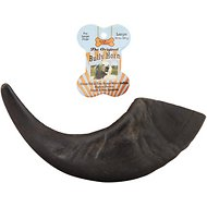 ABO Gear Outback Jack Water Buffalo Horn Dog Chew, Large
