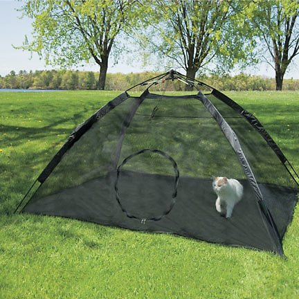 Abo gear outback jack happy habitat for Cat tent