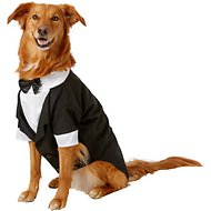 East Side Collection Yappily Ever After Groom Dog Tux, X-Large