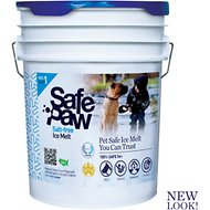 Safe Paw Ice Melter for Dogs & Cats