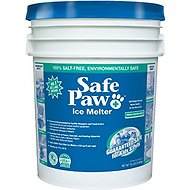 Safe Paw Ice Melter for Dogs & Cats, 35-lb pail