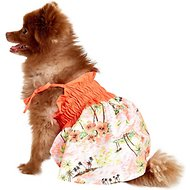 Casual Canine Hawaiian Breeze Dog Sundress, Small