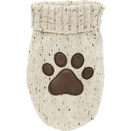 Zack & Zoey Aberdeen Dog & Cat Sweater, XX-Small