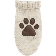 Zack & Zoey Aberdeen Dog Sweater, Small/Medium