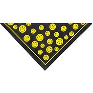Top Performance Smiley Face Dog Bandana
