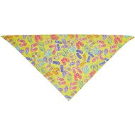 Top Performance Flip Flop Fun Dog Bandana