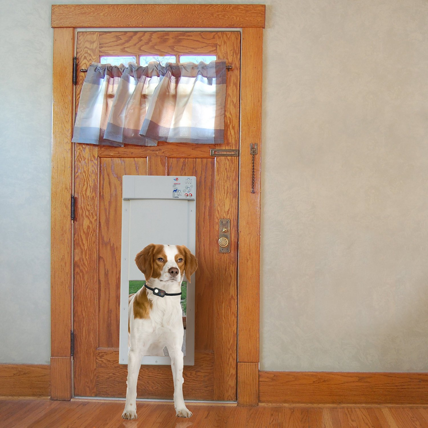 High Tech Pet Products Px 1 Power Pet Fully Automatic Pet Door