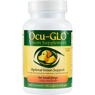 Animal Necessity Ocu-GLO Vision Dog Supplement, Small, 90 count