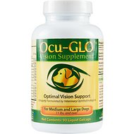 Animal Necessity Ocu-GLO Vision Dog Supplement, Medium/Large, 90 count