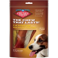 PetAg Rawhide Brand Chunky Chews Tri-Flavor Chips Dog Treat, 16-oz bag