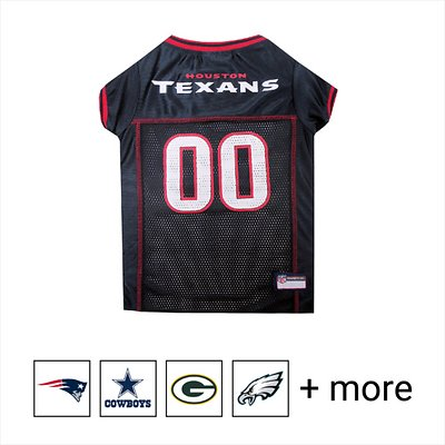 16296f6ffd1 Pets First NFL Dog & Cat Mesh Jersey, Green Bay Packers, Small - Chewy.com