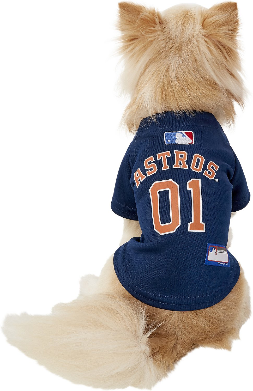 c5bead037fb Pets First MLB Dog   Cat Jersey