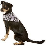 Dog Fashion Living Silver Bone Dog Bandana