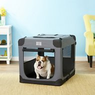 Arf Pets Soft-Sided Crate, 36-in