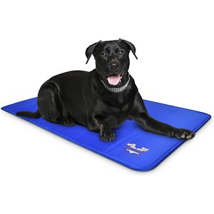 Arf Pets Self-Cooling Solid Gel Dog Crate Mat