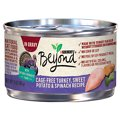Purina Beyond Grain-Free Turkey, Sweet Potato & Spinach Recipe in Gravy Canned Cat Food