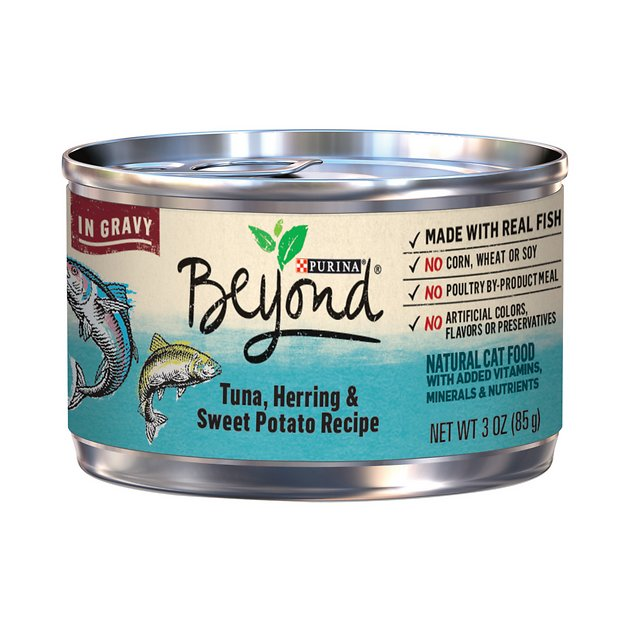 Purina Beyond Canned Cat Food