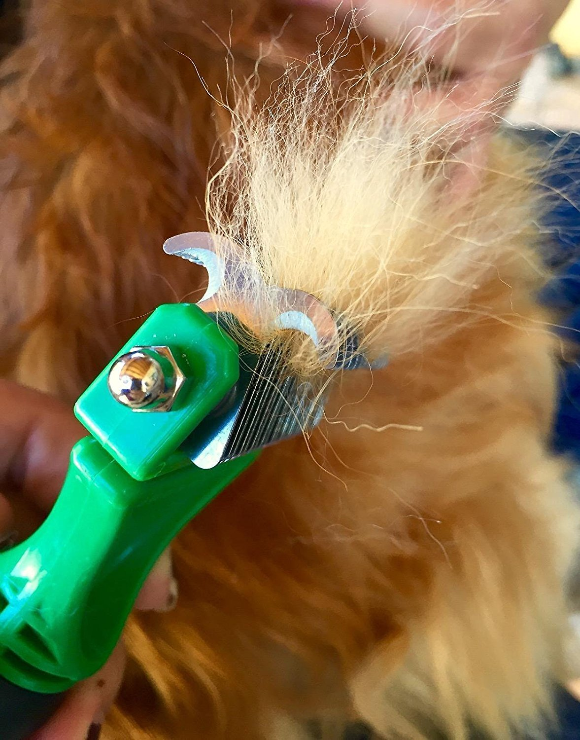 K9konnection Double Sided Dematting Dog Amp Cat Comb Chewy Com