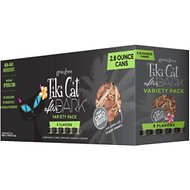 Tiki Cat After Dark Variety Pack Canned Cat Food, 2.8-oz, case of 12