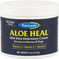Farnam Aloe Heal Horse & Dog Healing Cream, 4-oz tub