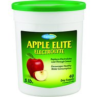 Farnam Apple Elite Horse Electrolyte Supplement, 5-lb tub