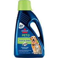 Bissell 2X Concentrated Pet Stain & Odor Upright Machine Formula, 60-oz bottle