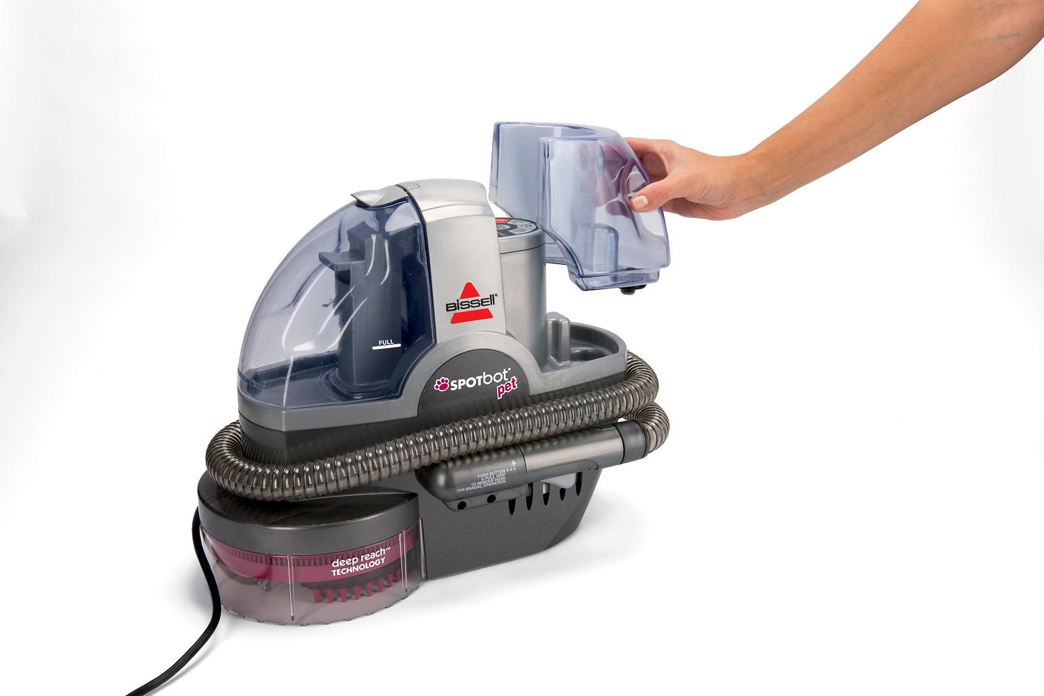 Bissell Spotbot Pet Hands Free Portable Spot Amp Stain